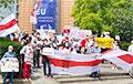 «Тры чарапахі» в Лондоне и флаги у Европарламента: весь мир за нас
