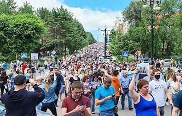 Российский регион сопротивляется Кремлю