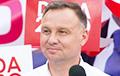 Анджэй Дуда пераабраны прэзідэнтам Польшчы на другі тэрмін