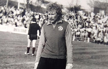 Умер бывший вратарь брестского «Динамо» Владимир Павлючик