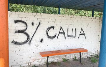 Беларусы прадаўжаюць нагадваць Лукашэнку пра ягоны рэйтынг