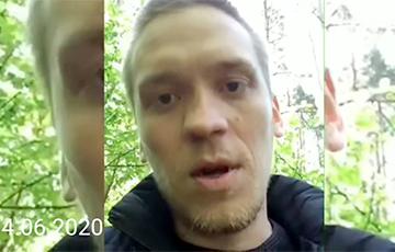 Мадэратара сацсетак «Краіны для жыцця» Змітра Папова прызналі палітвязнем