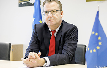 Head Of EU Representation In Belarus: Non-Registration Of Viktar Babaryka Will Definitely Have Consequences