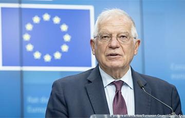 Жозеп Боррель: ЕС готов расширить санкции против режима Лукашенко