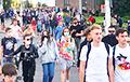 Протесты солидарности: Минск «гудел» до глубокой ночи
