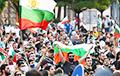 Антиправительственные протесты в Софии переросли в столкновения с полицией