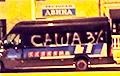 В Витебске на машине БТ нарисовали граффити про «Сашу три процента»
