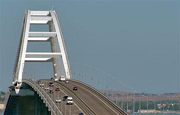 СМІ: Еўразвяз ударыў па Расеі санкцыямі праз Крымскі мост