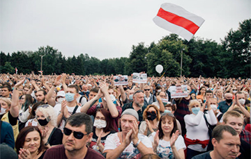 Stream By Novaya Gazeta: There Is Revolutionary Situation In Belarus