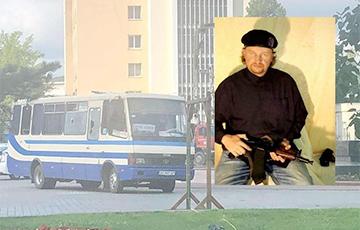 В украинском Луцке террорист захватил автобус с заложниками