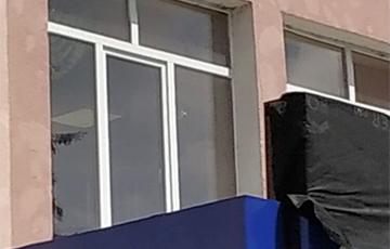 В Луцке стреляли в помещение, в котором Аваков ведет переговоры с террористом