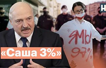 «Навальный LIVE»: Лукашенко уже проиграл