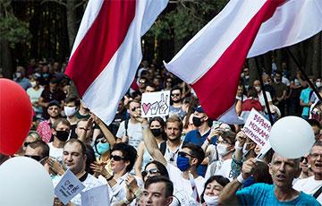 «Гражданская платформа»: На наших глазах создается новая Беларусь