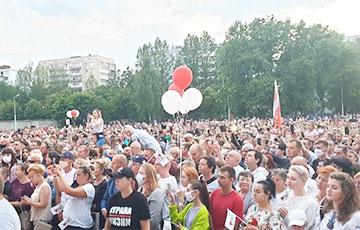 Бобруйск «зажег» как никто