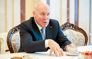 Russian Ambassador To Belarus: Russians Detained Near Minsk Were Going To Third Country