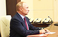 Putin Discusses Detention Of Russians In Belarus With Russian Security Council