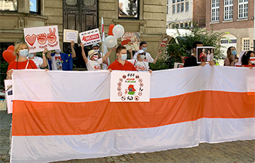 Брюссель поддержал свободную Беларусь