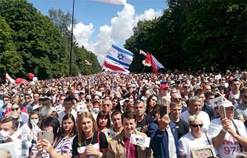 Бросивший вызов главе инициативной группы Лукашенко директор стадиона выступил на митинге в Гродно