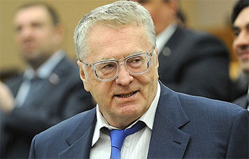 Zhirinovsky: Lukashenka Will Have To Run Away From Belarus