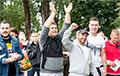 «Мы хотим перемен!»: Как прошел пикет в поддержку Тихановской в Славгороде