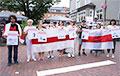 Акцыя салідарнасці з Беларуссю прайшла ў Гамбургу