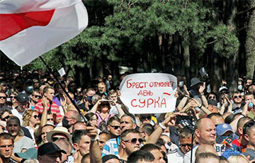 Как Лукашенко превратился в «таракана» и «Сашу 3%»