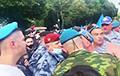 В Москве празднующие День ВДВ подрались с бойцами Росгвардии