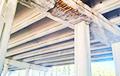 Фотофакт: Мост в «нормальном» для чиновников состоянии