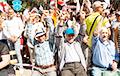 Участник большого митинга в Бресте: Этот момент я с нетерпением ждал с 1994 года