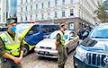 Мужчину, захватившего банк в Киеве, задержали