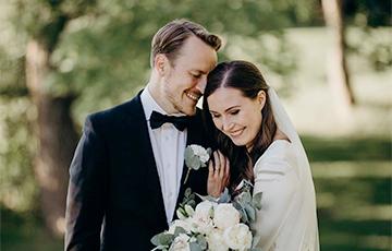 Прэм'ер-міністр Фінляндыі выйшла замуж