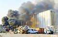 Выбухам у порце Бейрута знішчана блізу 85% запасаў збожжа Лібана