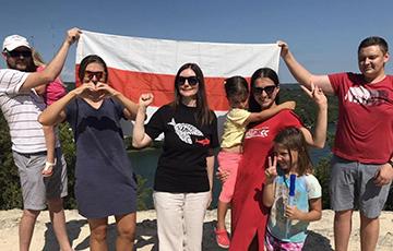 Штат Техас поддержал сободную Беларусь