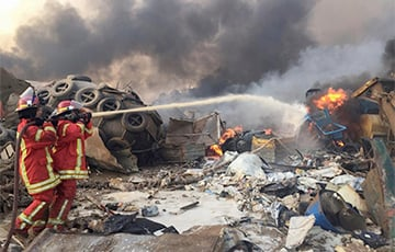 СМИ: Власти Ливана знали о «русской бомбе» в порту Бейрута