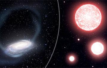 Звезды, которые не должны существовать: загадка созвездия Феникса