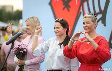Светлана Тихановская и объединенный штаб призывают минчан прийти сегодня в 19:00 в Киевский сквер