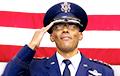 ВПС ЗША ўпершыню ўзначаліў афраамэрыканец