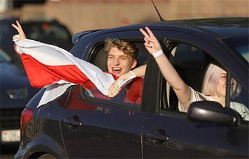 В Минске снова гудят водители