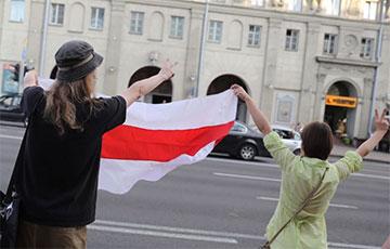 В Минске снова гудели водители
