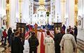 Праваслаўныя святары запусцілі флэшмоб супраць фальсіфікацый на выбарах