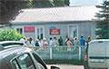 В Колодищах очередь к участку для голосования растянулась на сотни метров