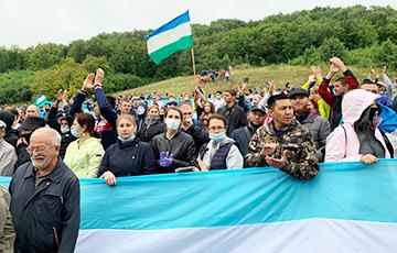 В России возникла новая точка экологических протестов
