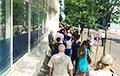 Видеофакт: Гигантские очереди на избирательные участки по всей стране