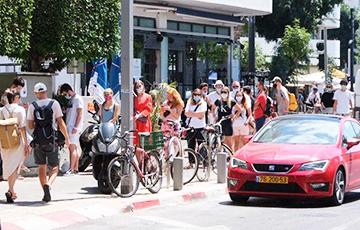 Фотофакт: Потрясающая активность белорусской диаспоры в Израиле