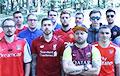 Футбольныя заўзятары: «Жыве Беларусь!»