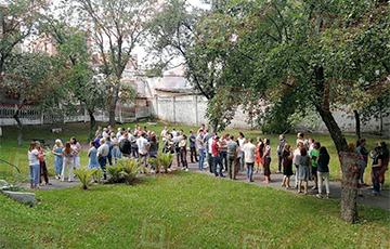Забастовка началась в РУП «Белэнергосетьпроект» в Минске