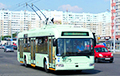 Minsk Trolleybus Drivers Refuse To Work On Second Shift