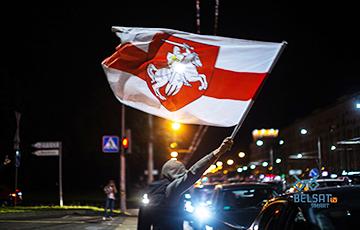 Белорусы снова вышли на протест (Онлайн)