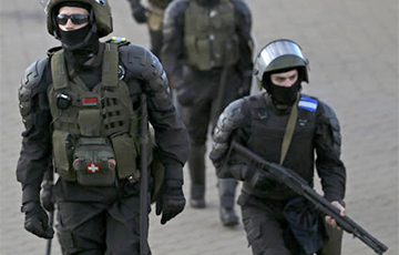In Brest, Punishers Opened Fire on People to Kill