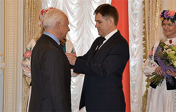Vladimir Spivakov Refused Order Awarded By Lukashenka